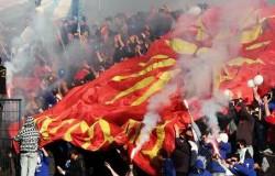 Pobeda-Borec 2 giugno: si gioca lo spareggio della massima serie del calcio macedone. I padroni di casa vogliono salvarsi.
