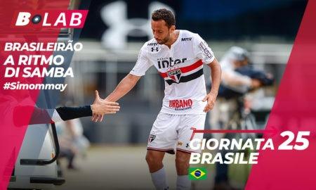 Pronostici Brasile domenica 16 settembre: continuta il testa a testa in vetta!