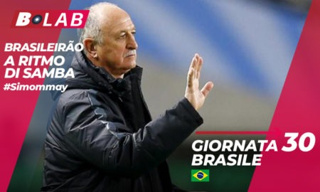 Pronostici Brasile domenica 21 ottobre: è fuga Palmeiras?