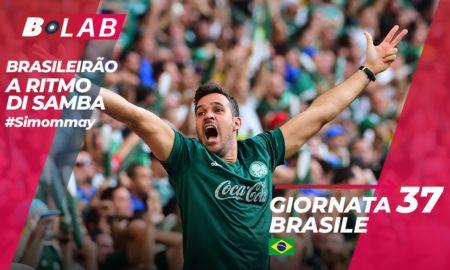 Pronostici Brasile domenica 25 novembre: è il giorno del Palmeiras!
