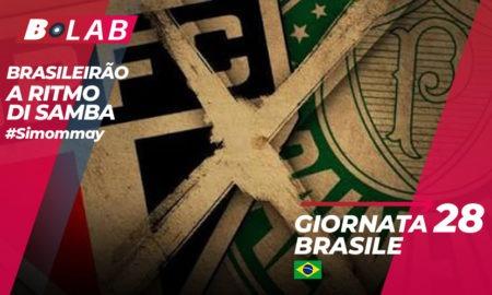 Pronostici Brasile domenica 7 ottobre: il Choque Rei è la sifda dell'anno