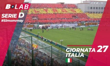 Pronostici Serie D domenica 17 marzo: si torna in campo dopo la sosta