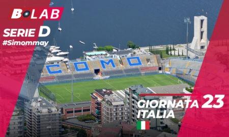 Pronostici Serie D domenica 10 febbraio: big match nel Girone B!