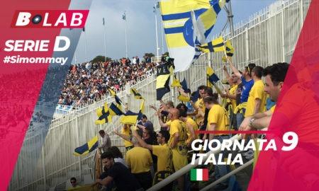 Pronostici Serie D domenica 11 novembre: tanti anticipi al sabato