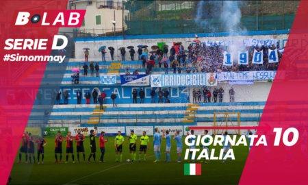 Pronostici Serie D mercoledì 13 novembre: il turno infrasettimanale