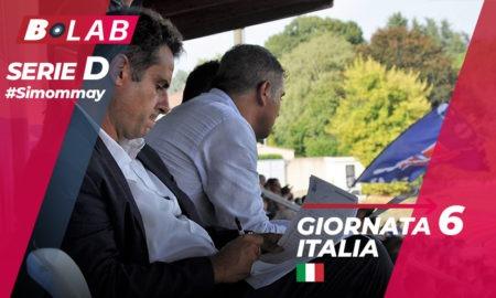 Pronostici Serie D domenica 21 ottobre: una domenica di Big Match in D!
