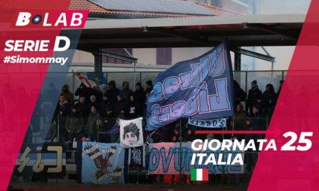 Pronostici Serie D domenica 23 febbraio: situazioni intircate in tanti gironi