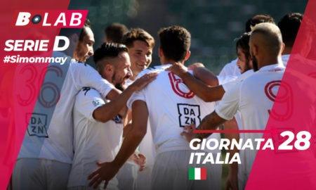 Pronostici Serie D domenica 24 marzo: due mesi alla fine, i punti pesano!