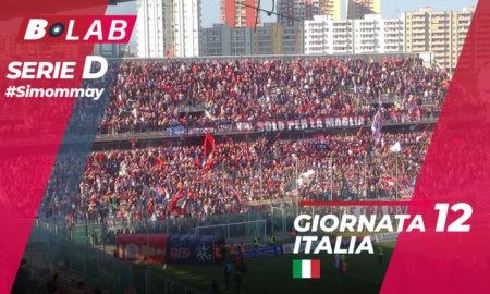 Pronostici Serie D domenica 25 novembre: tanti scontri diretti