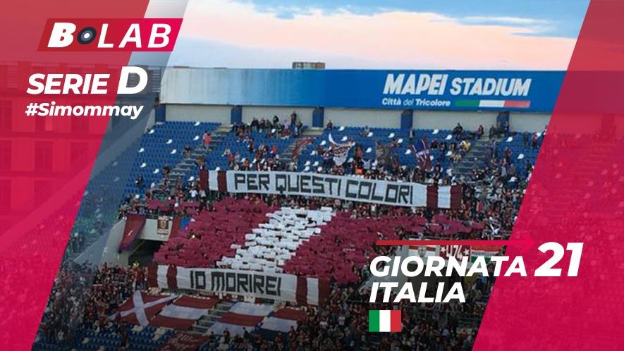 Pronostici Serie D domenica 27 gennaio: capoliste alla riscossa!