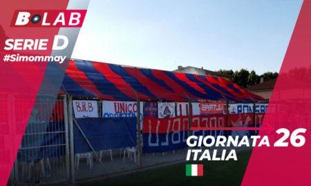 Pronostici Serie D domenica 3 marzo: big match in Toscana e Sardegna!