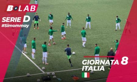 Pronostici Serie D domenica 4 novembre: tutte le gare del weekend