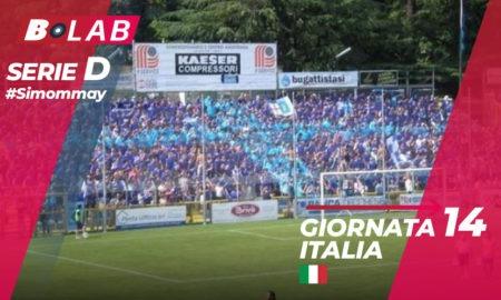 Pronostici Serie D domenica 9 dicembre: tantissime gare l'8 Dicembre