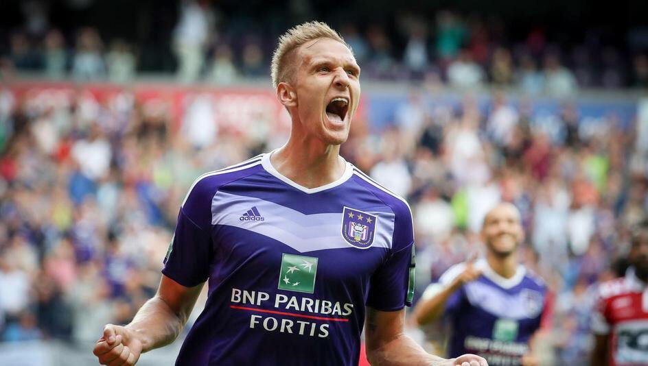Anderlecht-Mouscron venerdì 17 agosto