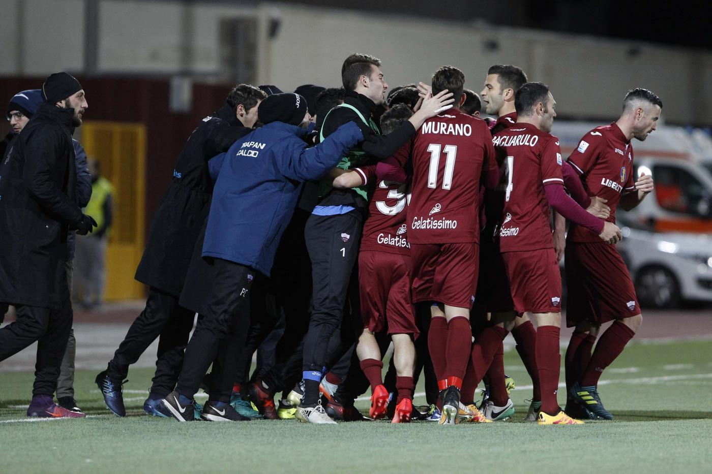 Catania-Trapani 16 ottobre: match del gruppo C della Serie C. Derby siciliano tra 2 delle candidate alla promozione in Serie B.