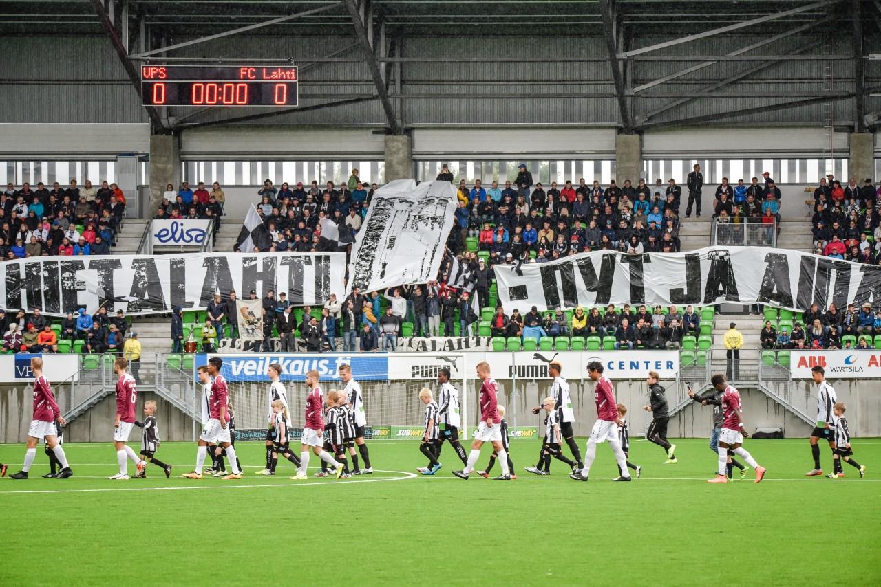 TPS Turku-VPS venerdì 17 agosto