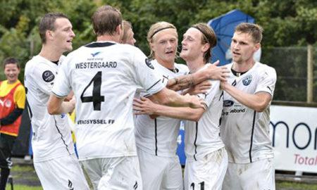 Aalborg-Vendsyssel 17 aprile: si gioca per il gruppo retrocessione del campionato danese. Ospiti in serie positiva di risultati.