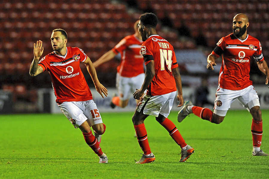 Tranmere-Walsall martedì 14 agosto