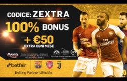 Pronostici Serie A giornata 30 e nuovo codice ZEXTRA