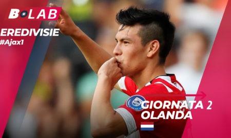 Eredivisie Giornata 2
