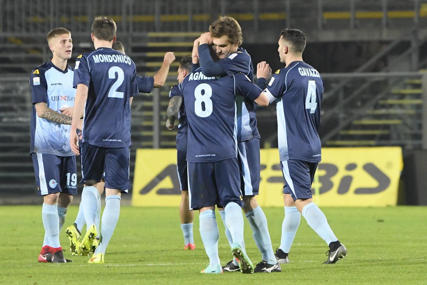 Albinoleffe-FeralpiSalò 14 ottobre: match della sesta giornata del gruppo B di Serie C. I bergamaschi non hanno vinto una gara.