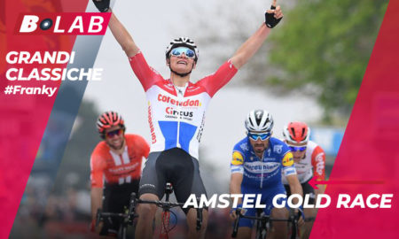 Amstel Gold Race 2019: favoriti, analisi del percorso e tutti i consigli per provare la cassa insieme al B-Lab nel blog di #Franky!