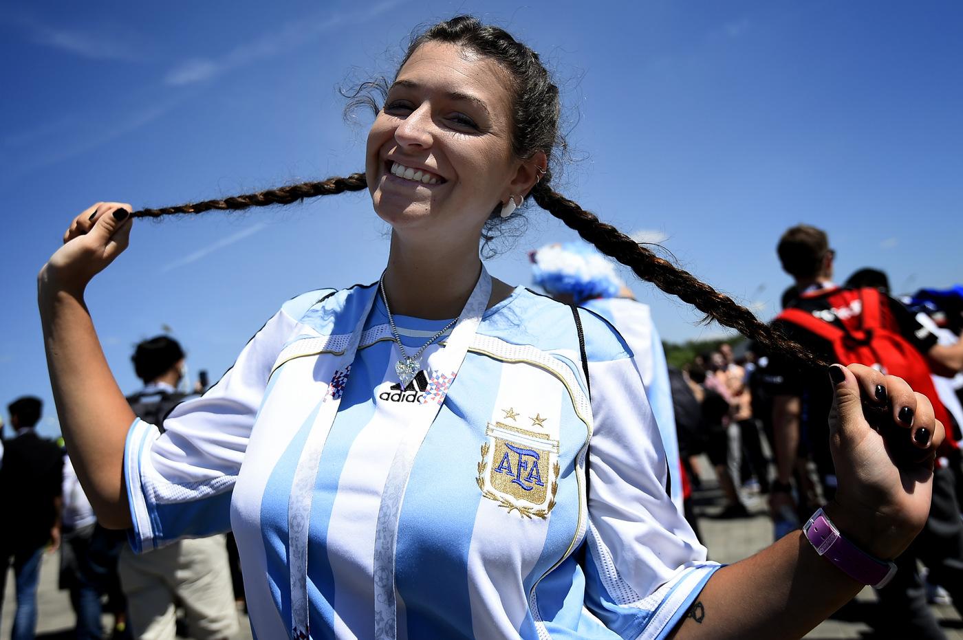 Colombia-Argentina martedì 11 settembre