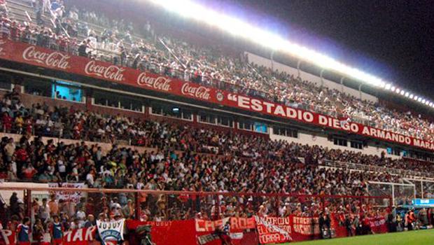 Argentinos Juniors-Temperley domenica 9 settembre