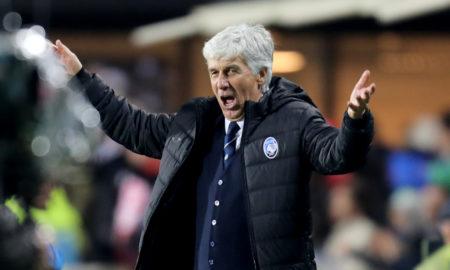 Coppa Italia semifinali: le foto più belle di Milan-Lazio e Atalanta-Fiorentina