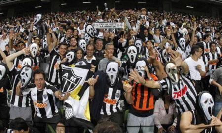 Atletico Mineiro-Sao Paulo giovedì 13 giugno