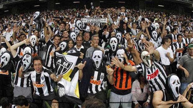 Atletico Mineiro-Gremio domenica 3 dicembre