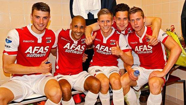 AZ Alkmaar-NAC Breda domenica 12 agosto