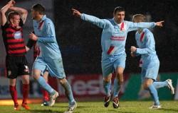 Ballymena-Ards 15 novembre, analisi e pronostico Irish League Cup