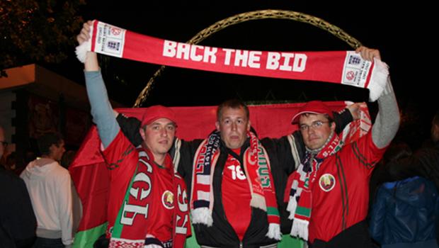 Bielorussia-Repubblica Ceca 11 ottobre: match della nona giornata del gruppo 1 di qualificazione all'Europeo di categoria.