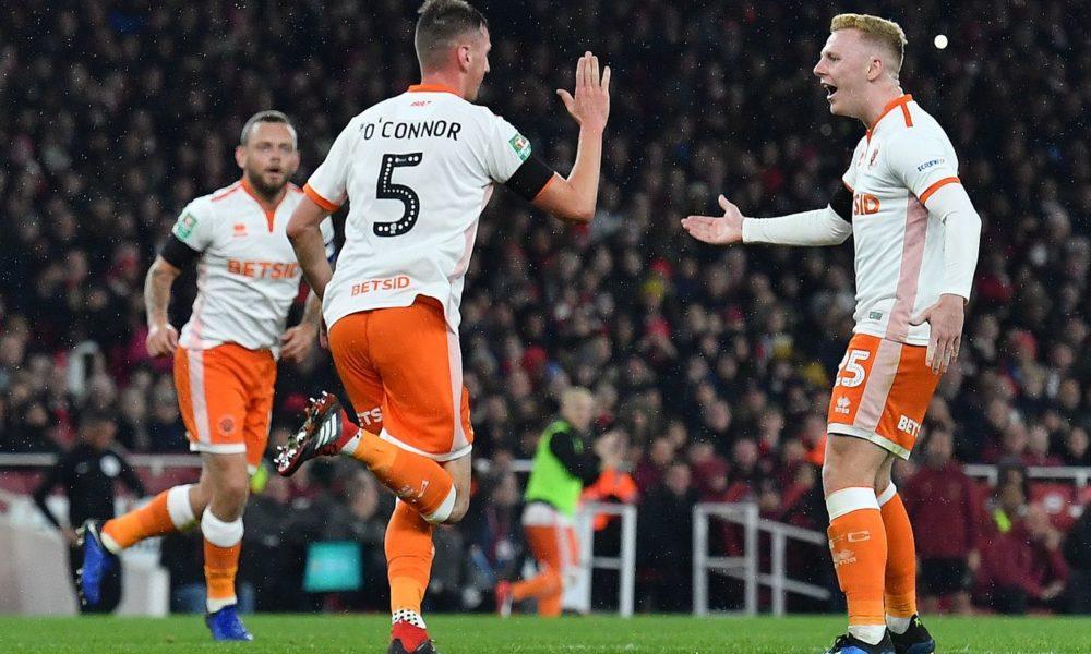 League One 15 dicembre: si giocano le gare della 22 esima giornata della Serie C inglese. Il Portsmouth guida il gruppo con 47 punti.