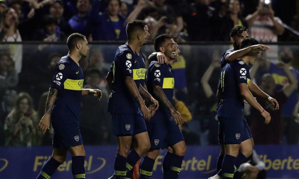 Boca Juniors-Patronato sabato 17 novembre