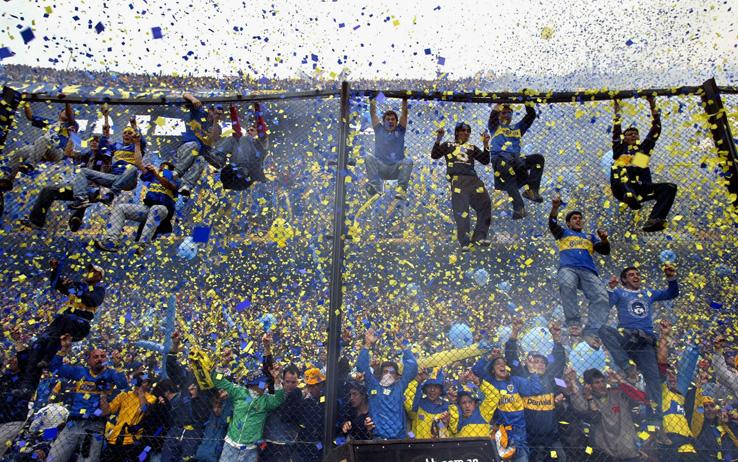 Superliga Argentina prima giornata domenica 12 agosto