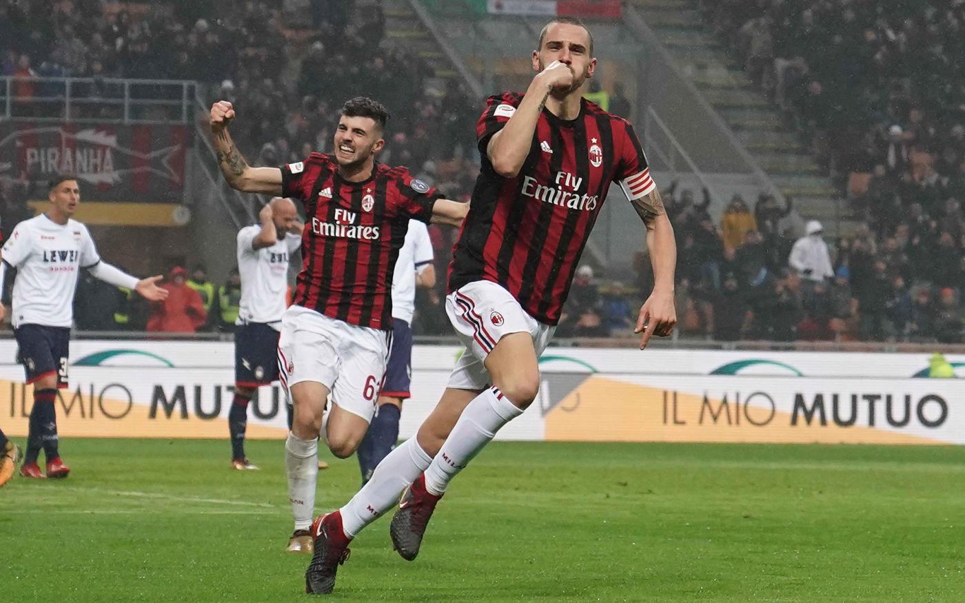 Scaroni-Milan 23 luglio