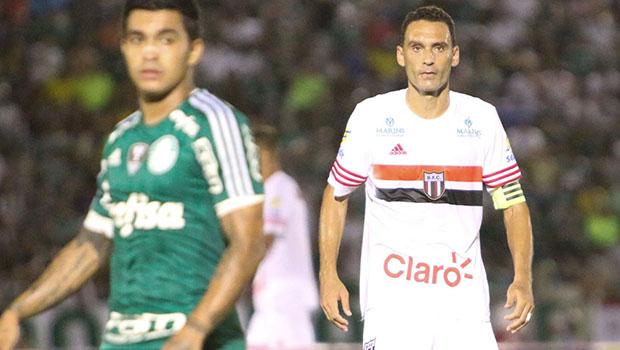 Campeonato Paulista, Oeste-Botfogo SP: all'andata fu 1-1