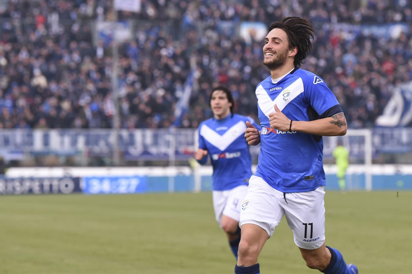Brescia-Cremonese 26 dicembre: si gioca per la 18 esima giornata del campionato di Serie B. I locali sono in lotta per la promozione.