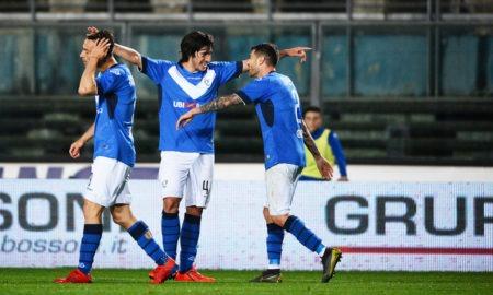 Brescia-Salernitana 22 aprile: si gioca per la 34 esima giornata del campionato di Serie B. I lombardi sono nettamente favoriti.