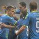 Superliga Danimarca 25 maggio: si giocano 3 gare dell'ultimo turno del gruppo scudetto della Serie A della Danimarca. Copenhagen campione.