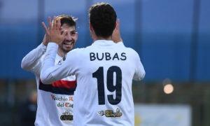 Serie C, Vibonese-Casertana: divise da tre punti