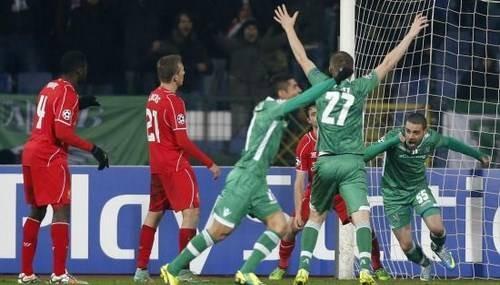 Bulgaria Parva Liga, Beroe-Etar: divise da tre punti