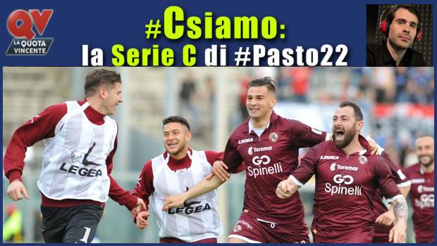Pronostici Serie C sabato 5 maggio
