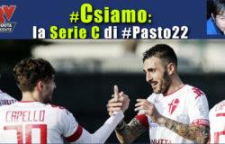 Pronostici Serie C sabato 24 febbraio: #Csiamo, il blog di #Pasto22