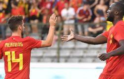 Belgio-Tunisia 23 giugno, analisi e pronostico Mondiali Russia 2018 girone G
