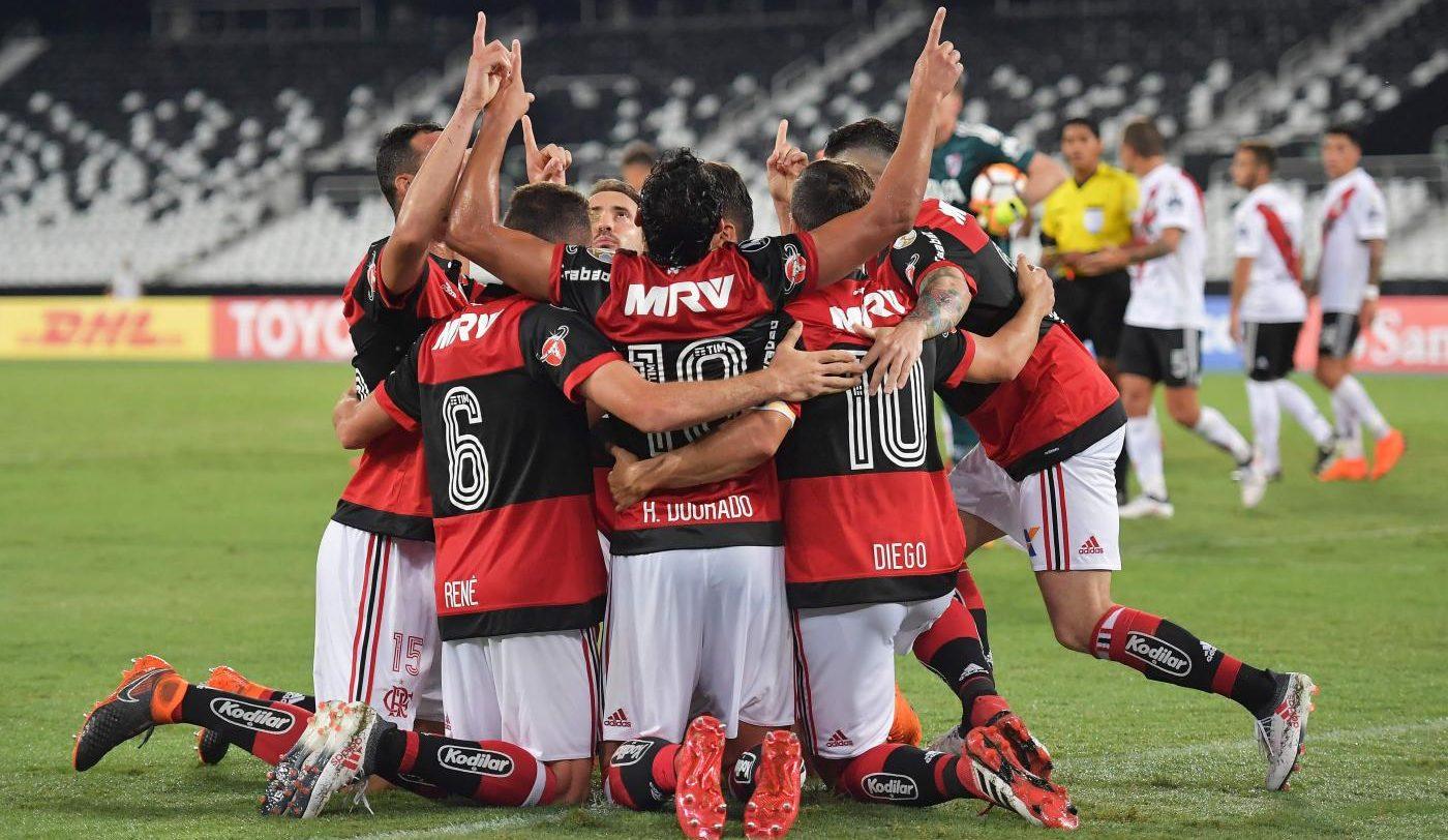 LDU Quito-Flamengo mercoledì 24 aprile