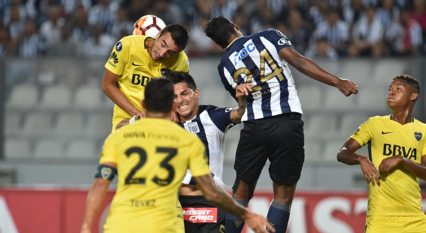 Primera Division Perù mercoledì 24 ottobre