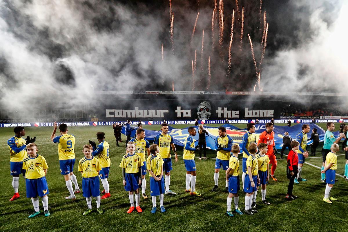Eerste Divisie, Cambuur-Waalwijk 7 settembre: analisi e pronostico della giornata della seconda divisione calcistica olandese